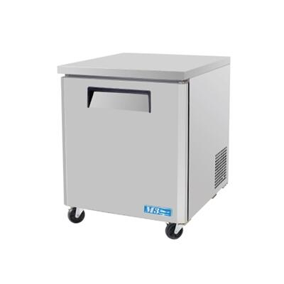 MUF28 7 cu. ft. M3 Series Undercounter Freezer with Efficient Refrigeration System  Hot Gas Condensate System  High Density PU Insulation and Adjustable