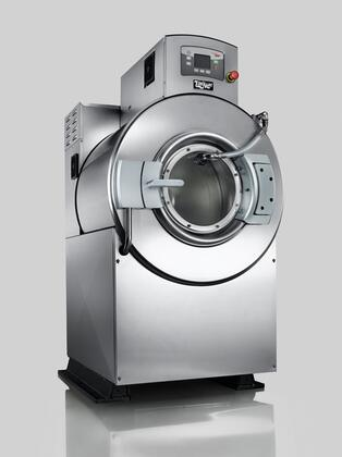 "UWN065T4VXU4002 35"" UW Series Hardmount Washer-Extractor with 9.7 cu. ft. Capacity  UniLinc Control  41 Cycles  Graphical Programmable Microcomputer  and 400"
