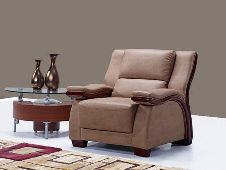 UA1411-C Mainstreet Bonded Leather Chair  in
