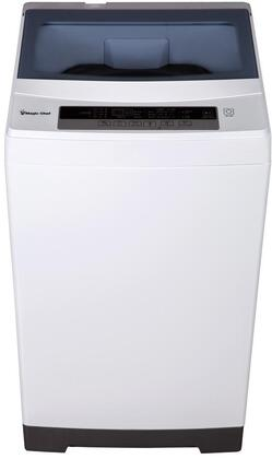 Magic Chef MCSTCW16W4 1.6 Cu. Ft. Compact Top-Load Washer in White