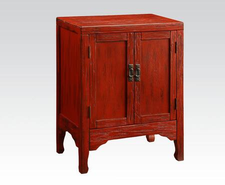 90116 Caine Console Table  Antique Dark