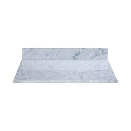 MAVT370WT_Stone_Top__37inch_for_Vessel_Sink__in_White_Carrara