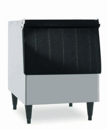 B-250PF 30 AHRI Rated Ice Storage Bin With 230 lbs. Storage Capacity And H-Guard Plus: Stainless