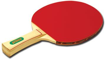 PRR300 Classic Spin Table Tennis Racket with Flared