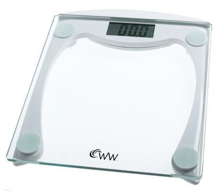 WW34 Weight Watchers Glass Precision Electronic