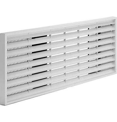 Beige Finish Architectural Rear Air Conditioner