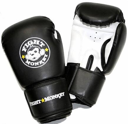 FM-601-GLOV12 Synthetic Dura-skin 12 oz. Training Gloves with Machine Molded Flexible Latex Rubber Padding  Velcro Closure and Universal Fit  in