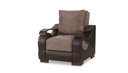 Metroplex Collection METROPLEX CHAIR GRAY 35