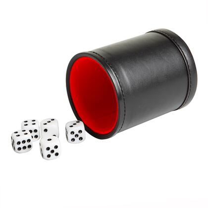 NG2131 Modifier Dice Cup W/ 5 873006