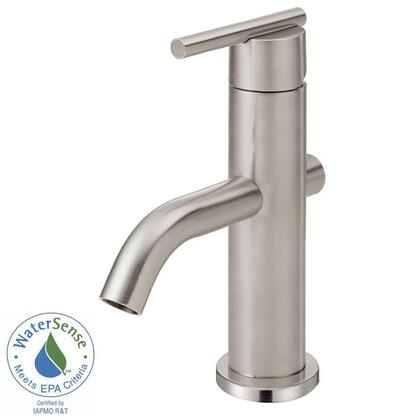 D236058bn Parma 4 In. Single-handle Bathroom Faucet In Brushed