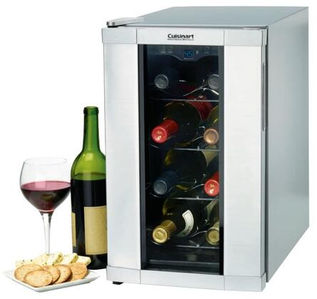 Click here for Cuisinart CWC800 8 Bottle Private Reserve Wine Cel... prices