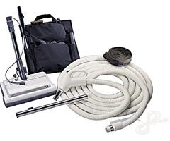 Direct-Connect Electric-Driven Combination Floor/Rug Tool