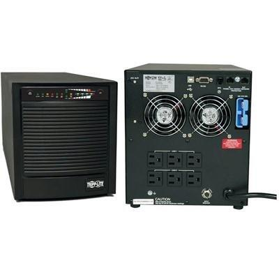 SU1500XL 1500VA Smart Online Tower UPS with Extended Run PureSine