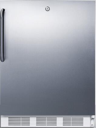 FF6LSSTBADA 32 inch  ADA Compliant Medical Freestanding Compact Refrigerator with 5.5 cu. ft. Capacity  Door Lock  Crisper  Interior Lighting and Automatic Defrost: