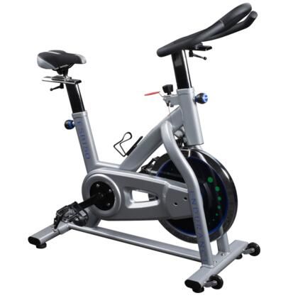 ESB150 Endurance Indoor Exercise Bike with 40-Pound Flywheel and Transport