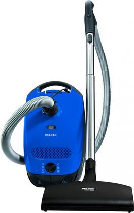 41BAN032USA Classic C1 Delphi Canister Vacuum with 1200 Watt Power Vortex Motor  Rotary Dial  AirClean System  Electric Powerbrush and 29.5 Ft. Operating