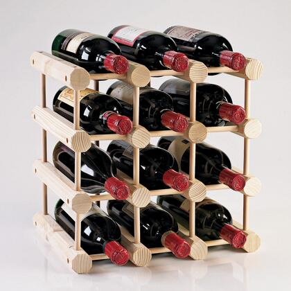 06401101 Modular Bottle Wine Rack: