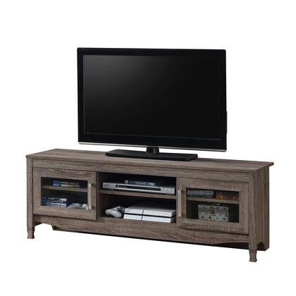 RTA-8855-GRY Grey Driftwood TV