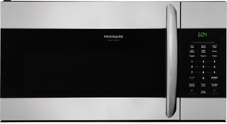 Frigidaire FGMV176NTF 30 Gallery Series Over the Range Microwave with 1.7 cu. ft. Capacity in Stainless Steel