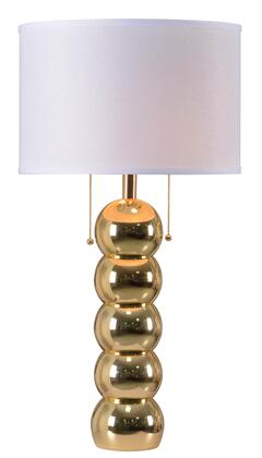 Bolero 32140GLD Table Lamp with On/Off Pull Chain Switches  15