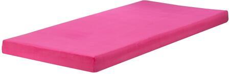 DSKIDRDB Child'S Memory Foam Mattress In Raspberry Full