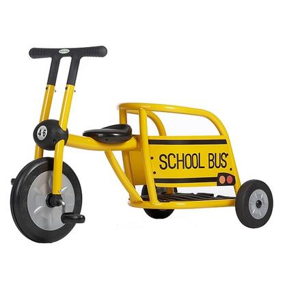 Click here for 300-19-SB Pilot 300 School Bus Tricycle: prices