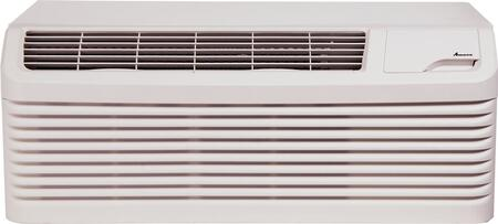 PTH093G25AXXX 9 000 BTU PTAC Air Conditioner with Heat Pump and Backup Electric Heat  230/208 Volt  2.9 kW Heater  15 Amp Breaker  EER Rating of 294586