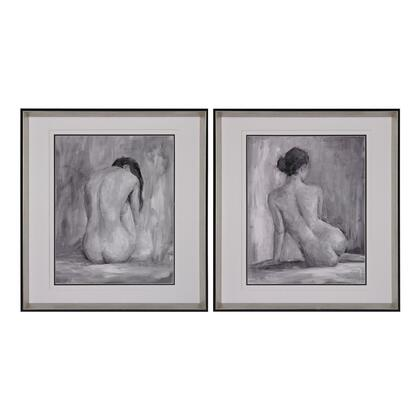 Figure in Black and White Collection 151-001/S2 Set of 2 25