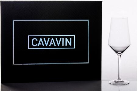 2 Cabernet Sauvignon Glasses Design Collection Gift