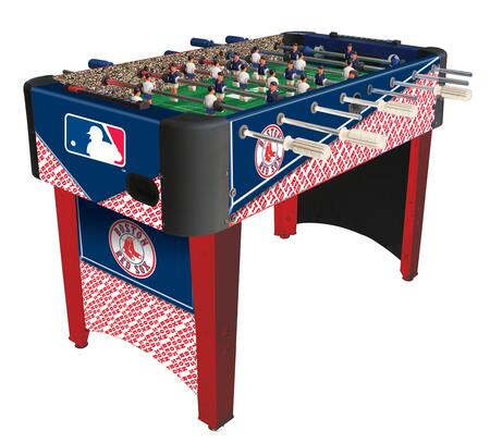 87-2003 Boston Red Sox Foosball Table With Official Team Logo and