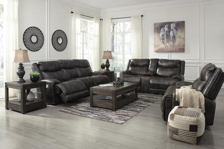 Brinlack Collection 85602-15-18-13 3-Piece Living Room Sets with Motion Sofa  Loveseat and Recliners in