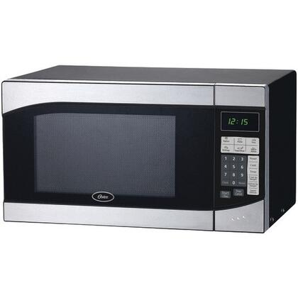 CULAM980SS 19 inch  Counter Top Microwave with .9 cu. ft. Capacity  10 Adjustable Power Levels  900 Watts  Defrost Function  Digital Clock  Cooking Timer  and Child