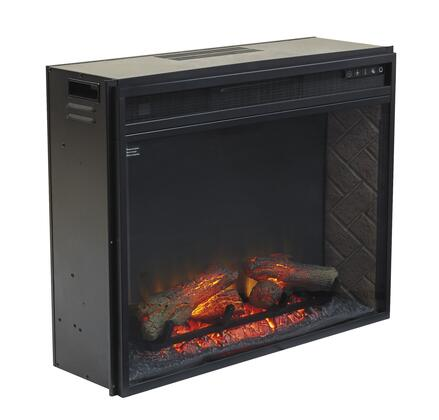 W100-21 Entertainment Accessories Lg Fireplace Insert Infrared with Remote Control in