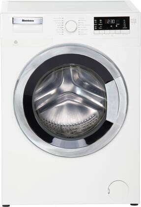 """WM98400SX2 24"""""""" Front Load Washer with 2.5 cu. ft. Capacity  1 400 RPM  16 Wash Cycles and Energy Star Qualified in"""" 955642"""