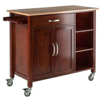 Mabel Collection 94843 43 inch  Kitchen Cart in