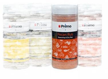 PR503 11-Ounce Pecan Rub Dry Rub and Seasoning by John