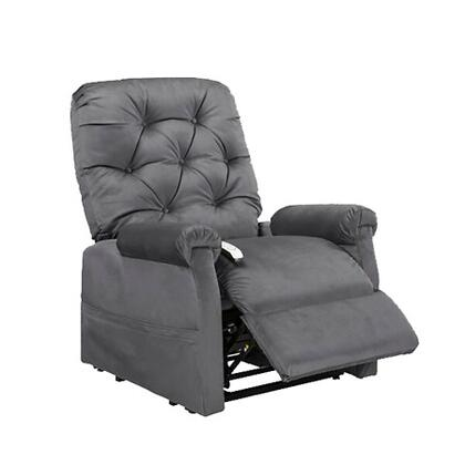 Classica NM200-OCL-A01 33 inch  Power Recliner Lift Chair with 3-Position Mechanism  Furniture Grade Hardwood/Plywood Frame and S-Spring and Foam Seat Construction