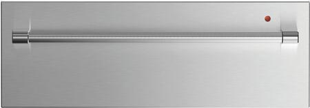Fisher Paykel WDV230N  30 Professional Series Warming Drawer with 1.5 cu. ft. Capacity, 500 Watts Power, and Dial Controls, in Stainless Steel