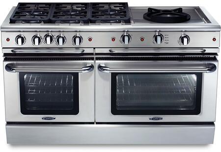 Precision Series GSCR606W-L 60