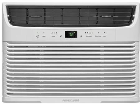 FFRA1222U1 19 Window Mounted Air Conditioner with Energy Saver Mode  Programmable Timer  Sleep Mode  and Remote Control  in