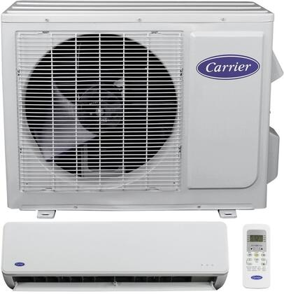 Comfort Series Ductless Mini Split Single Zone System with 38MFQ0123 Outdoor Unit (12k Cooling and Heating) and 40MFQ0123 Indoor Unit  in 722396
