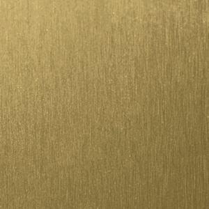 Brushed Brass Trim Kit for 48 inch  Rangetop