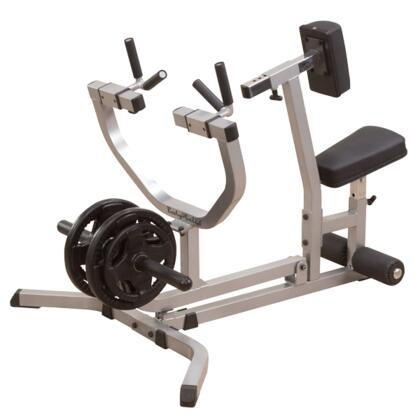 GSRM40 Seated Row Machine with DuraFirm Padding and Oil-Lite Bronze