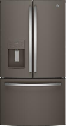 GE GFE26JMMES 26 Cu. Ft. Slate French Door Refrigerator