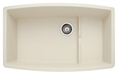 440065 Performa Silgranit Cascade Super Single Bowl Kitchen Sink In