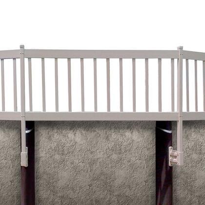 NE1331 Above Ground Pool Fence Kit (8 Section) -