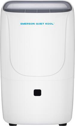 EBD50E1 Dehumidifier with 50 pt Daily Moisture Removal  Digital Display with 24 hour Timer  Collection Bucket  in