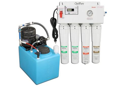 OP350/16-350 GPD Water treatment system with 16 Gallon Tank and