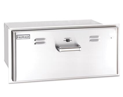 43830-SW Premium-Mounted Stainless Steel Electric Warming