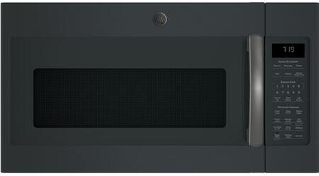 JNM7196FLDS Over The Range 1.6 cu. ft. Capacity  TurnTable  Sensor  Nonvent  in Black